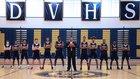 Desert Vista Thunder Boys Varsity Basketball Winter 17-18 team photo.
