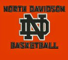 North Davidson Knights Boys Varsity Basketball Winter 17-18 team photo.