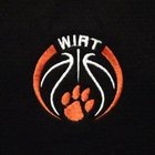 Wirt County Tigers Boys Varsity Basketball Winter 17-18 team photo.