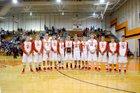 Macksville Mustangs Boys Varsity Basketball Winter 17-18 team photo.