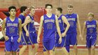 Gering Bulldogs Boys Varsity Basketball Winter 17-18 team photo.