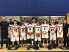 Coronado Dons Boys Varsity Basketball Winter 17-18 team photo.