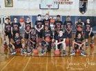 White Plains Tigers Boys Varsity Basketball Winter 17-18 team photo.