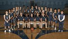 Mullen Mustangs Boys Varsity Basketball Winter 17-18 team photo.
