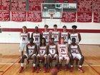 Mountain Pine Red Devils Boys Varsity Basketball Winter 17-18 team photo.