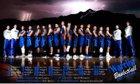 Socorro Warriors Boys Varsity Basketball Winter 17-18 team photo.
