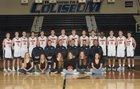 Legend Titans Boys Varsity Basketball Winter 17-18 team photo.