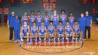 Evangel Christian Academy Eagles Boys Varsity Basketball Winter 17-18 team photo.