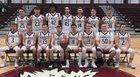 Ellicottville/West Valley Central Eagles Boys Varsity Basketball Winter 17-18 team photo.