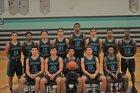 Archbishop McCarthy Mavericks Boys Varsity Basketball Winter 17-18 team photo.