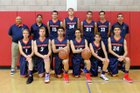 International Jaguars Boys Varsity Basketball Winter 17-18 team photo.
