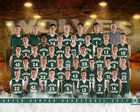 Green Canyon  Boys Varsity Basketball Winter 17-18 team photo.