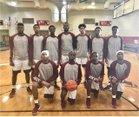 Norland Vikings Boys Varsity Basketball Winter 17-18 team photo.