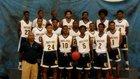 Jacksonville Lighthouse Wolves Boys Varsity Basketball Winter 17-18 team photo.
