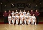 Mark Keppel Aztecs Boys Varsity Basketball Winter 17-18 team photo.