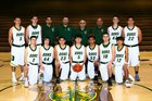West Las Vegas Dons Boys Varsity Basketball Winter 17-18 team photo.