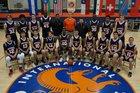 International Gryphons Boys Varsity Basketball Winter 17-18 team photo.