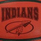 Keystone Heights Indians Boys Varsity Basketball Winter 17-18 team photo.
