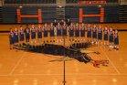 Rogers Heritage War Eagles Boys Varsity Basketball Winter 17-18 team photo.