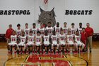 Sebastopol Bobcats Boys Varsity Basketball Winter 17-18 team photo.