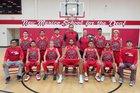 New Mexico School for the Deaf Roadrunners Boys Varsity Basketball Winter 17-18 team photo.