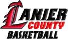 Lanier County Bulldogs Boys Varsity Basketball Winter 17-18 team photo.