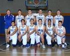 Grace Academy Eagles Boys Varsity Basketball Winter 17-18 team photo.
