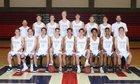 Tesoro Titans Boys Varsity Basketball Winter 17-18 team photo.