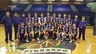 Lehi Pioneers Boys Varsity Basketball Winter 17-18 team photo.