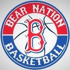 Buchanan Bears Boys Varsity Basketball Winter 17-18 team photo.