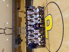 Potomac Wolverines Boys Varsity Basketball Winter 17-18 team photo.