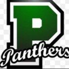 Parkdale Panthers Boys Varsity Basketball Winter 17-18 team photo.