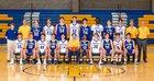 St. Paul's Wolves Boys Varsity Basketball Winter 17-18 team photo.