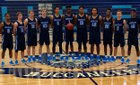 Berkeley Prep Buccaneers Boys Varsity Basketball Winter 17-18 team photo.