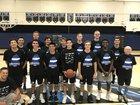 Monte Vista Christian Mustangs Boys Varsity Basketball Winter 17-18 team photo.