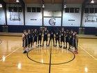 Goretti  Boys Varsity Basketball Winter 17-18 team photo.