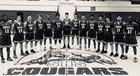 Service Cougars Boys Varsity Basketball Winter 17-18 team photo.