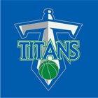 Eastlake Titans Boys Varsity Basketball Winter 17-18 team photo.