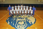 Sylvan Hills Bears Boys Varsity Basketball Winter 17-18 team photo.