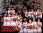 Rapid City Central Cobblers Boys Varsity Basketball Winter 17-18 team photo.