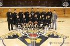 Raton Tigers Boys Varsity Basketball Winter 17-18 team photo.