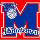 San Antonio Memorial Minutemen Boys Varsity Basketball Winter 17-18 team photo.