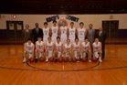 South Eugene Axemen Boys Varsity Basketball Winter 17-18 team photo.
