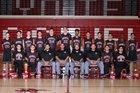 Roswell Coyotes Boys Varsity Basketball Winter 17-18 team photo.