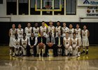 Alamogordo Tigers Boys Varsity Basketball Winter 17-18 team photo.