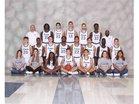 Lake Park Lancers Boys Varsity Basketball Winter 17-18 team photo.