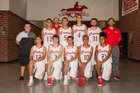 LaBelle Cowboys Boys Varsity Basketball Winter 17-18 team photo.