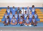 Joliet Central Steelmen Boys Varsity Basketball Winter 17-18 team photo.
