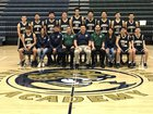 Atrisco Heritage Academy Jaguars Boys Varsity Basketball Winter 17-18 team photo.