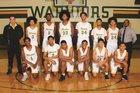 Clover Park Warriors Boys Varsity Basketball Winter 17-18 team photo.